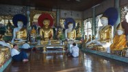 8. Shwedagon shrine room